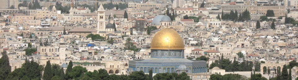 Sabbatical in Jerusalem and Its Echoes